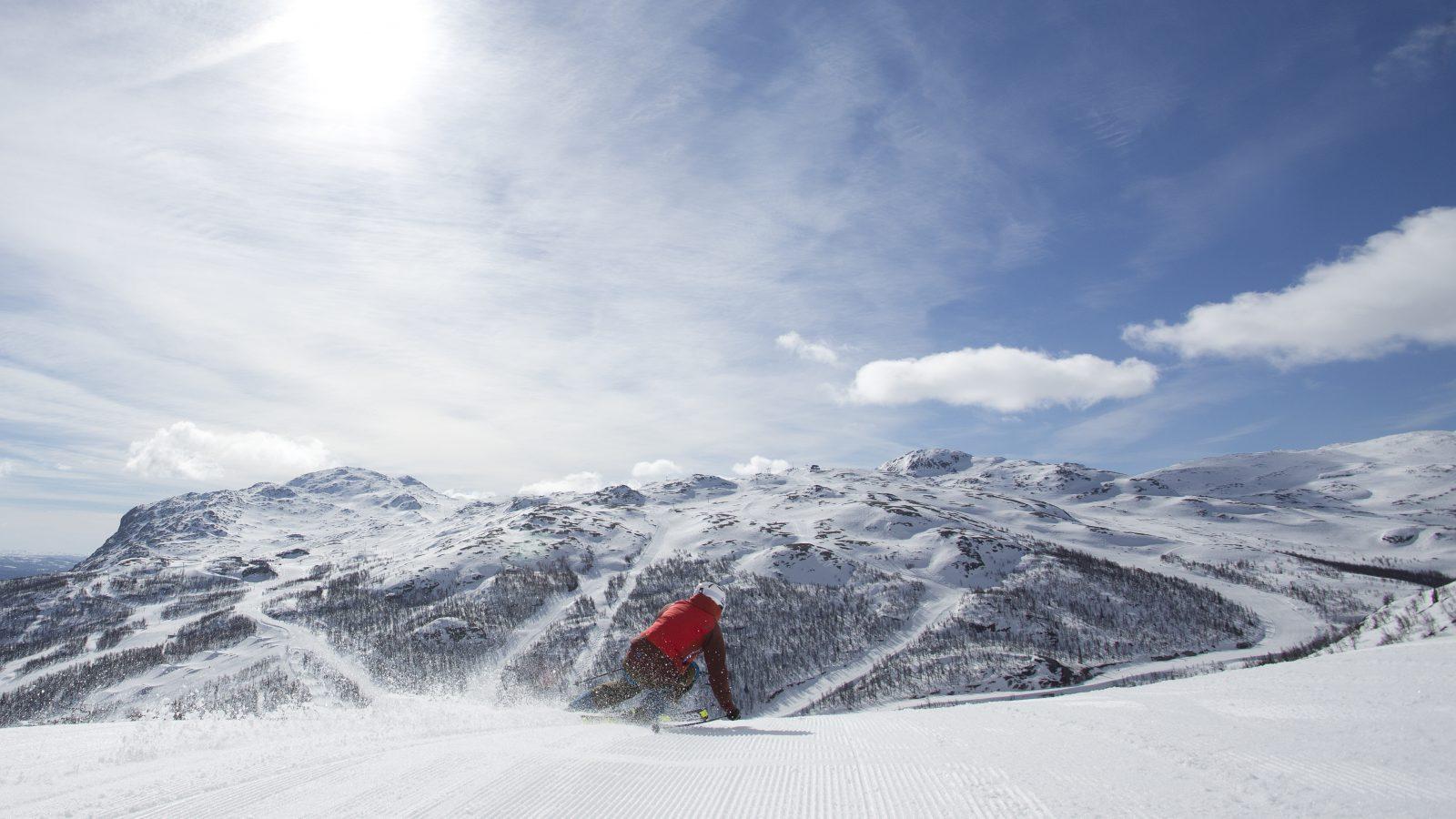 Bijzonder: wintersport in Scandinavië