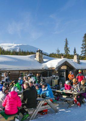 Wintersporten voor beginners én gezinnen in Trysil