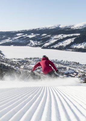 De metropool onder de skigebieden: Åre