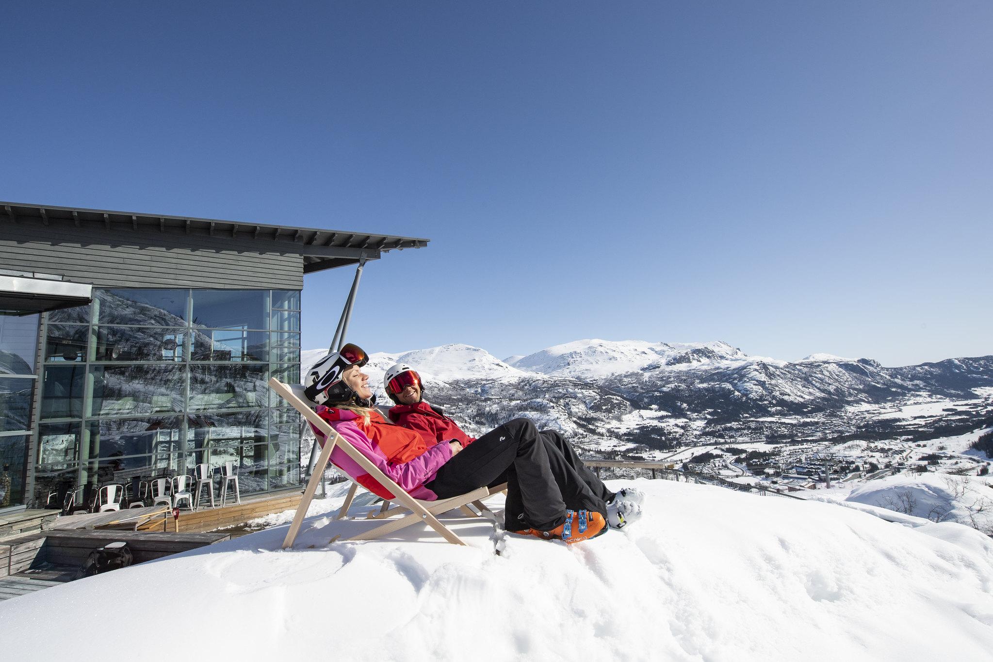Foto van après-ski in Hemsedal