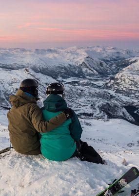 Boek tot eind oktober uw wintersport naar Noorwegen met 10% korting op uw skipas